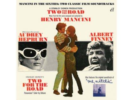 ORIGINAL SOUNDTRACK / HENRY MANCINI - Two For The Road / Me Natalie (CD)