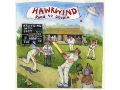 HAWKWIND - Road To Utopia (Limited Edition) (LP)