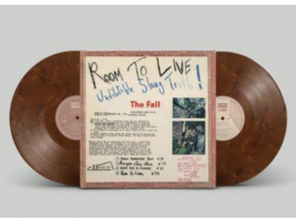 "FALL - Room To Live (Marbled Vinyl) (12"" Vinyl)"