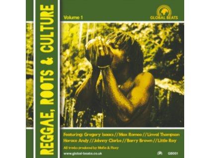 VARIOUS ARTISTS - Reggae. Roots & Culture Vol. 1 (LP)