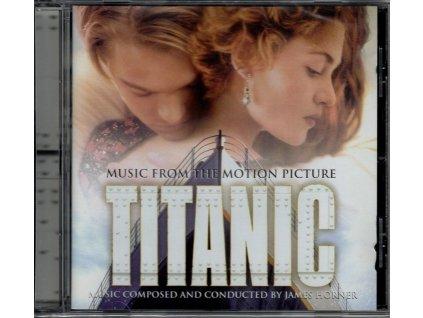 titanic soundtrack cd