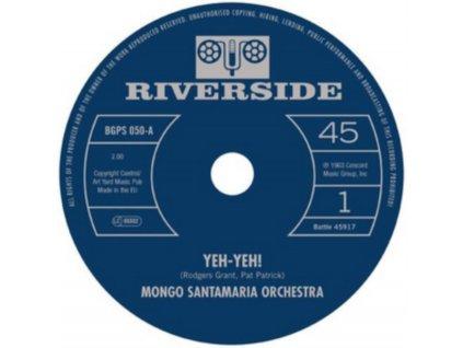 "MONGO SANTAMARIA ORCHESTRA - Yeh-Yeh! / Get The Money (7"" Vinyl)"