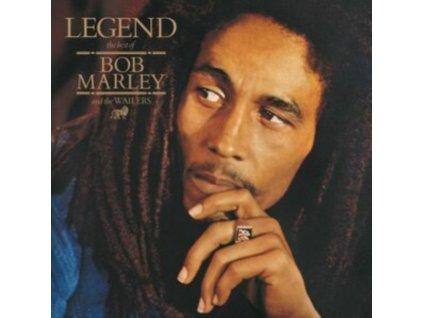 BOB MARLEY & THE WAILERS - Legend (LP)