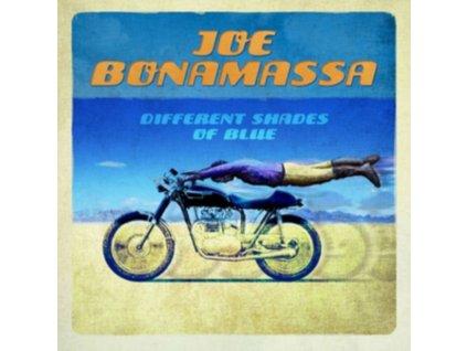 JOE BONAMASSA - Different Shades Of Blue (LP)