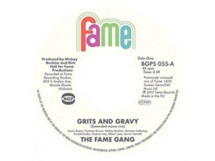 """FAME GANG - Grits & Gravy (7"""" Vinyl)"""