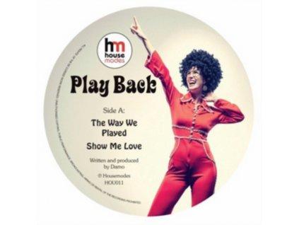 "DAMO - Pay Back Ep (10"" Vinyl)"