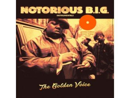 NOTORIOUS B.I.G. - The Golden Voice Instrumentals (Orange Vinyl) (LP)