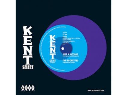 """EBONETTES / LITTLE ANN - Just A Mistake / Lean Lanky Daddy (7"""" Vinyl)"""