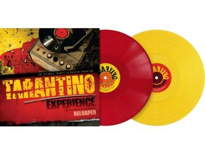QUENTIN TARANTINO - Tarantino Experience Reloaded (Red/Yellow Vinyl) (LP)