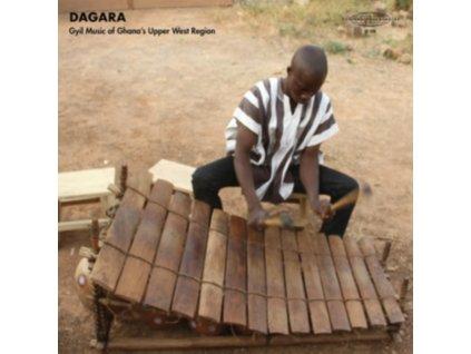 DAGAR GYIL ENSEMBLE OF LAWRA - Dagara - Gyil Music Of Ghanas Upper West (LP)