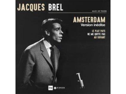 JACQUES BREL - Amsterdam (LP)