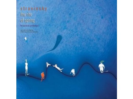STRAVINSKY - The Rite Of Spring (LP)