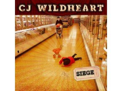 CJ WILDHEART - Siege (LP)