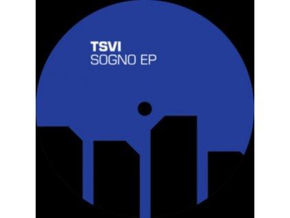 """TSVI - Sogno EP (12"""" Vinyl)"""