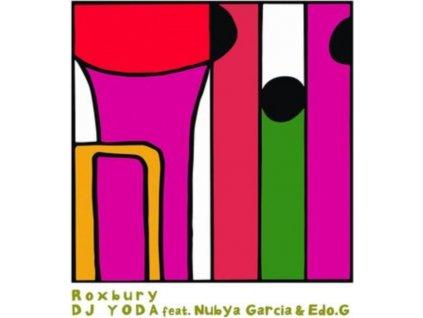 "DJ YODA - Roxbury (Feat. Nubya Garcia And Edo. G) (7"" Vinyl)"