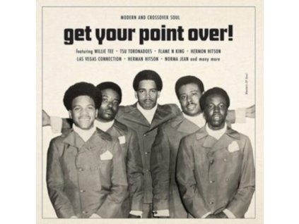 VARIOUS ARTISTS - Get Your Point Over! (LP)