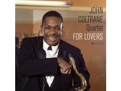 JOHN COLTRANE - For Lovers (LP)