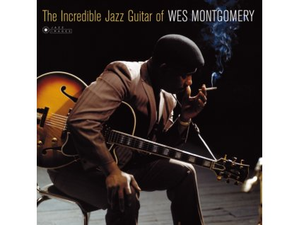 WES MONTGOMERY - The Incredible Jazz Guitar (LP)