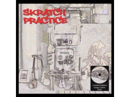 DJ T-KUT - Scratch Practice (Limited Edition Clear Vinyl) (LP)