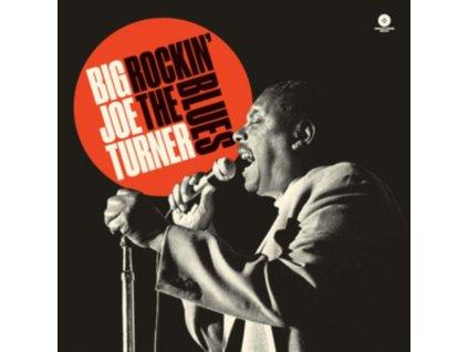 BIG JOE TURNER - Rockin The Blues (LP)