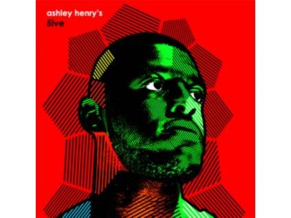 ASHLEY HENRY - Ashley Henrys 5Ive (LP)