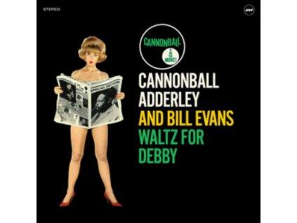 CANONBALL ADDERLEY / BILL EVANS - Waltz For Debby (LP)