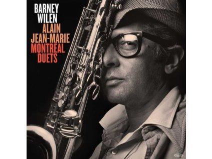BARNEY WILEN & ALAIN JEAN- MARIE - Montreal Duets (LP)