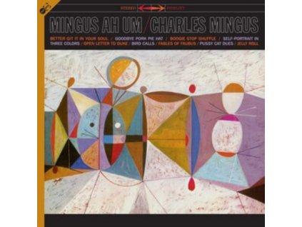 CHARLES MINGUS - Mingus Ah Hum (+Bonus CD: Mingus Ah Hum) (+3 Bonus Tracks) (LP + CD)