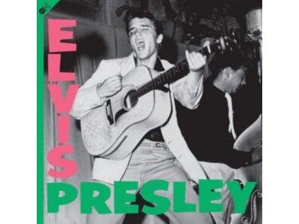 ELVIS PRESLEY - Elvis Presley (Debut Album) (+Bonus CD: Elvis Presley) (+Elvis) (LP + CD)