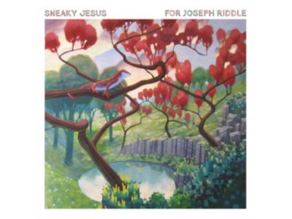 SNEAKY JESUS - For Joseph Riddle (LP)