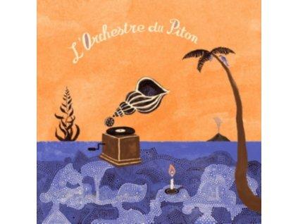 LES PYTHONS DE LA FOURNAISE - LOrchestre Du Piton (LP)