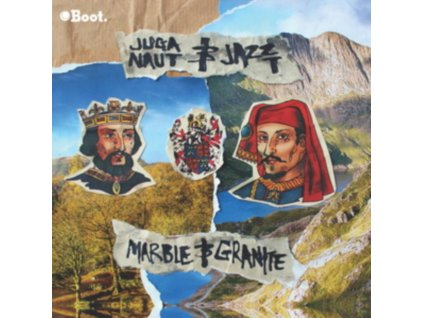 "JUGA-NAUT & JAZZ T - Marble & Granite (7"" Vinyl)"