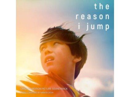 NAINITA DESAI - The Reason I Jump (LP)