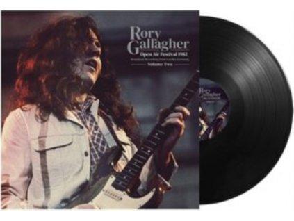 RORY GALLAGHER - Open Air Festival 1982 Vol. 2 (LP)