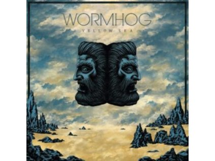 WORMHOG - Yellow Sea (Blue Marbled Viny) (LP)