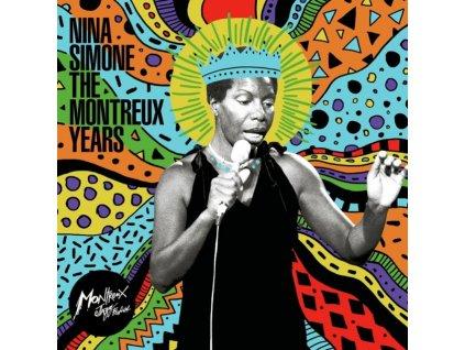 NINA SIMONE - Nina Simone: The Montreux Years (LP)