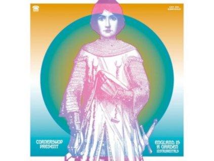 CORNERSHOP - England Is A Garden (Instrumentals) (LP)