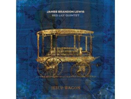 JAMES BRANDON LEWIS / RED LILY QUINTET - Jesup Wagon (LP)