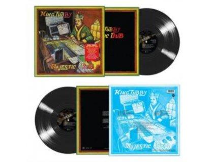 KING TUBBY - Majestic Dub (LP)