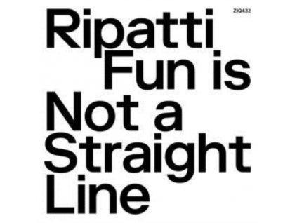 RIPATTI - Fun Is Not A Straight Line (LP)