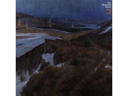 MOUNTAIN GOATS - Dark In Here (LP)