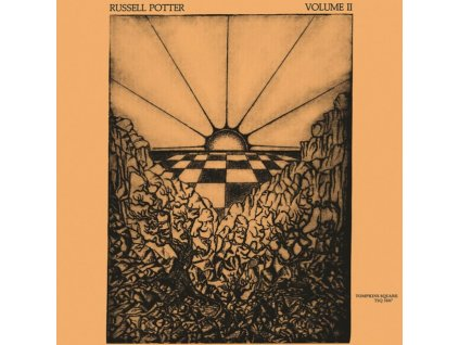 RUSSELL POTTER - Neither Here Nor There (LP)