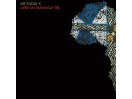 "MR RAOUL K & MANOO - African Paradigm EP 2 (12"" Vinyl)"