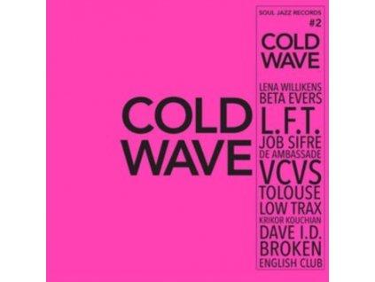 SOUL JAZZ RECORDS PRESENTS - Cold Wave #2 (LP)