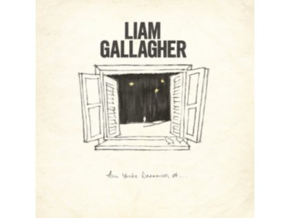 LIAM GALLAGHER - All Youre Dreaming Of (LP)