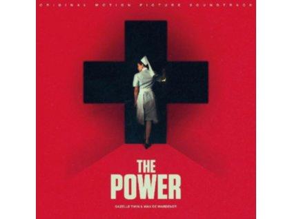 GAZELLE TWIN & MAX DE WARDENER - The Power (Original Motion Picture Soundtrack) (CD)