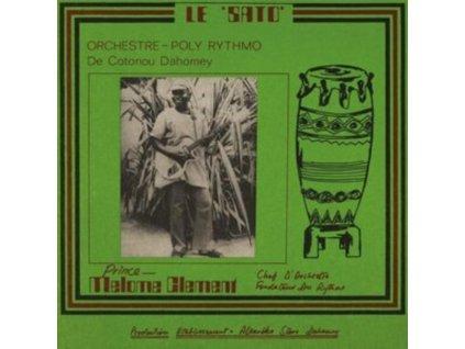 ORCHESTRE POLY-RYTHMO DE COTONOU DAHOMEY - Le Sato (LP)