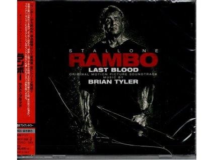 Rambo: Poslední krev (soundtrack - CD) Rambo: Last Blood