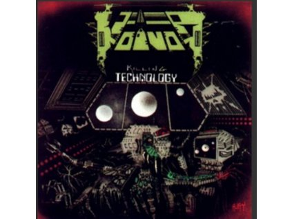 VOIVOD - Killing Technology (LP)