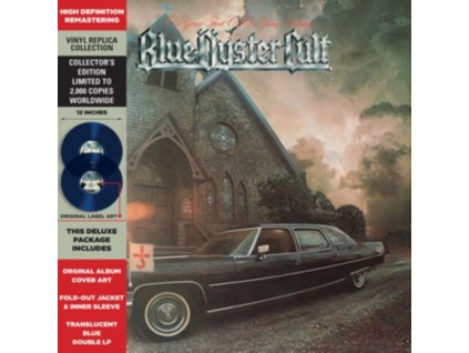 BLUE OYSTER CULT - On Your Feet Or On Your Knees (LP)
